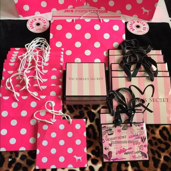 2ba10190dc6a9 Pink Victoria's Secret Campus Store Bags Boutique